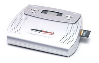 On-Hold Digital Player with SDIO Memory Slot (INP-6000)